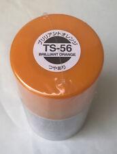 Tamiya TS-56 Brilliant Orange Acrylic Spray Can 3oz 100ml Paint # 85056