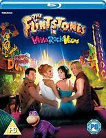 Flintstones in Viva Rock Vegas [Blu-ray] [DVD][Region 2]