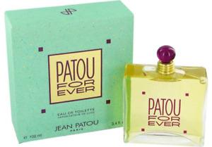 PATOU FOREVER by Jean Patou 100ml EDT BNIB (RARE)