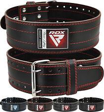 RDX Gimnasio Cinturón Para Levantamiento De Pesas Fitness Gym Entrenamiento Belt