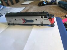 HO Scale, Athearn Amtrak  #157 F7A Diesel Engine Locomotive,  Shell