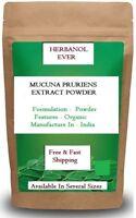 Mucuna Pruriens Extract Powder - Organic - 100% Pure L-Dopa - Velvet Bean Dopami