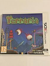 TERRARIA - NINTENDO 3DS UK GAME VGC *FREE UK POST*