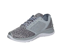 Nike Air Jordan Sneakers Mens Trainers St Running Walking Grey White 820253 003