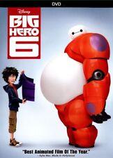 Big Hero 6 (DVD, 2015) - NEW!!