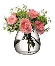 NEW LSA INTERNATIONAL FLOWER TABLE BOUQUET VASE CENTERPIECE HOME DECOR GLASSWARE