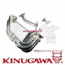 Kinugawa Exhaust Manifold For SUBARU IMPREZA WRX STi EJ20 GC8 GDA Unequal Length