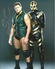Cody Rhodes Autographed 8x10 - Goldust