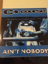 "The Course - Ain't Nobody, 12 BRUV3, 12"" Vinyl"
