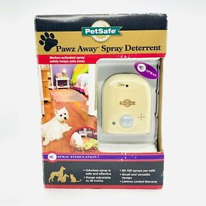 PetSafe PDT00-11312 Keep Away Spray Deterrent for Both Dogs And Cats