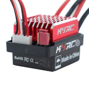 Speed Regulator Brushed 60A Dual-way Motor For HPI HSP RC Car Ship Model ESC US