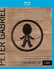 PETER GABRIEL-GROWING UP-LIVE-STILL GROWING UP LIVE & UNWRAPPED BLU-RAY+DVD NEU