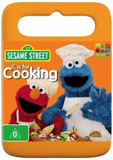 Sesame Street - C is for Cooking (DVD, 2014)