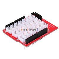 Base Shield Sensor I/O Shield Expansion Board Module Perfect for Arduino