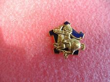 US Army 9th Cavalry Regiment Crest Pin New