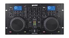 Gemini CDM-4000 - All-In-One Dual CD & USB MP3 Player DJ Decks