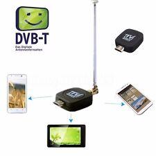 Digital Receptor Micro USB DVB-T ISDB-T Móvil TV Tuner Para Android Samsung HTC