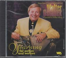 "WALTER OSTANEK  ""Yearning For Polkas & Waltzes""  NEW SLOVENIAN POLKA CD"