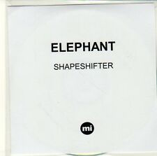 (EQ720) Elephant, Shapeshifter - 2013 DJ CD
