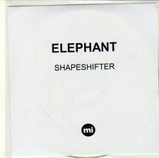(EQ720) Elephant, Shapeshifter - 2013 DJ CD