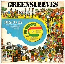 "BARRINGTON LEVY-come on   greensleeves    12""   (hear)    reggae"