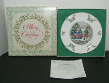 Royal Doulton Christmas Plate 1979 Bone China Plate
