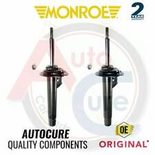 BMW 330i 3.0 E46 00-05 2 x MONROE FRONT SHOCK ABSORBERS SHOCKERS - FITS TOURING