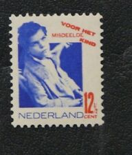TIMBRES DES PAYS-BAS : 1931 YVERT N° 240* NEUF AVEC TRACE DE CHARNIERE - TBE