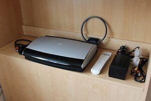 Bose Lifestyle AV18 Media Center mit Fernbedienung und Netzteil CD DVD Radio
