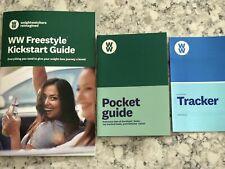 Weight Watchers 2019 FREESTYLE  - KICK START Guide + Pocket Guide + FREE Tracker