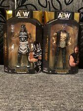 AEW todos Elite Wrestling inigualable Pentágono Jr Penta Jon Moxley figuras