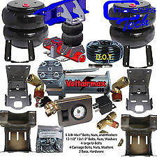 Towing Air Kit Compressor, 2011-2016 Ford F250 F350 Shown Description Below