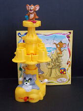 Jouet maxi Kinder Tom & Jerry Château de sable NV-3-14 France 2008 +BPZ