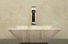 Stone sink bathroom vessel sink travertine marble sinks