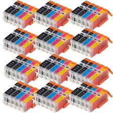 60 Ink Cartridges for Canon PIXMA PGI-250XL CLI-251XL MG5420 MG5520 MX722 MX922