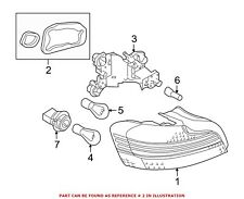 For BMW Genuine Tail Light Housing Seal Right 63217303320
