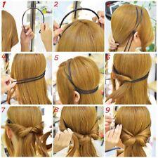 Markenlose Damen Haarbander Mit Gummiband Gunstig Kaufen Ebay