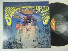 THE 5TH DIMENSION ‎– Up, Up And Away - Go Where You Wanna Go: DEBUT LP from 1967