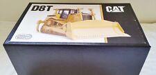 1/24 CCM Brass Model - CAT D8T Push Dozer, Yellow, MIB