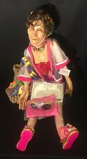 "Katherine's Collection Wayne Kleski Retired 32"" Babes At The Beach Mae Doll NOS"