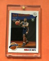ZION WILLIAMSON PANINI NBA HOOPS TRIBUTE 2019-20 HOT ROOKIE CARD RC #296  Mint!