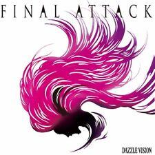 USED Dazzle Vision - Final Attack [Japan CD] SMRA-1008 CD
