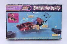 VERY NICE VINTAGE KENNER SSP SMASH UP DERBY W/ BLAST-EM & BOSS HENRY