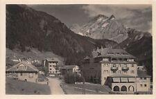 AK Stada della Dolomiti Hotel Canazei Val di Fassa, verso Marmolata Postkarte