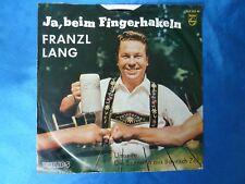 Single: FRANZL LANG: Ja, beim Fingerhakeln – Die Sennerin aus Bayrisch Zell