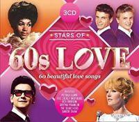 Stars of the 60s Love [CD]