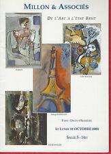 Catalogue Atelier peinture Solange Bertrand - Gilles Ballini - Ramon Grimalt