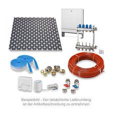 Fußbodenheizung Dünnschicht  System+Verteiler bis 40 m2 Fläche -Art.Nr. 4411