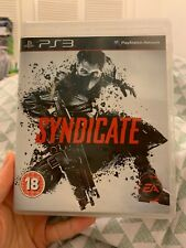 Syndicate PLAYSTATION 3 (PS3) MINT EXCELLENT FAST THE SAME DAY POST