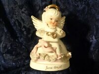 Vintage June Angel Napco S406N